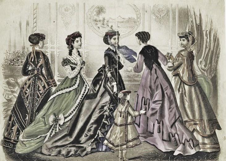 19C American Women: Post Civil...