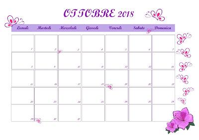 Ottobre 2018