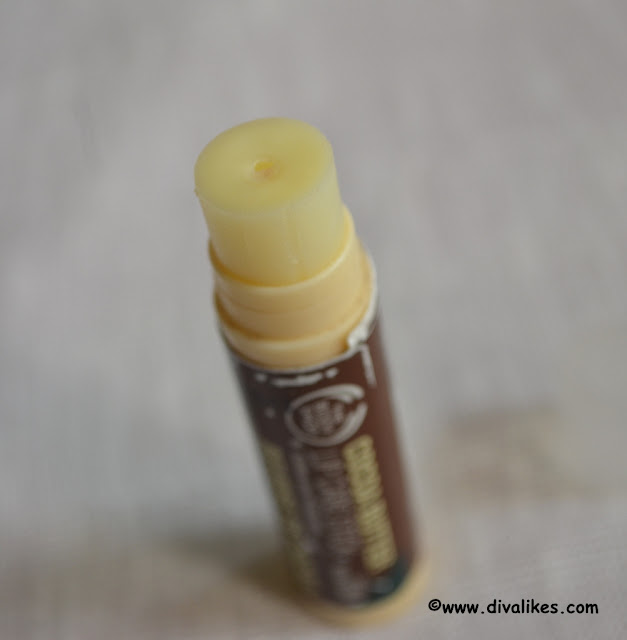 The Body Shop Cocoa Butter Lip Care Stick Shade