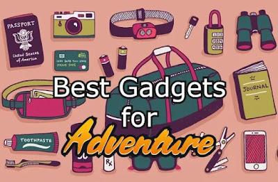 Best Travel Gadgets for Adventure