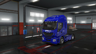 european logistics companies paint jobs pack screenshots 16, arkas logistics