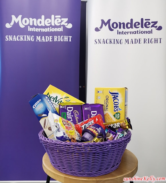 Mondelez International, Mondelez, Mindful Snacker, Snack Mindfully,  Food, Lifestyle, healthy eating, healthy lifestyle