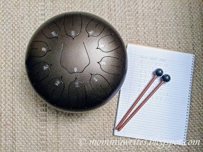 How Auld Lang Syne Sounds When Played on a Tongue Drum