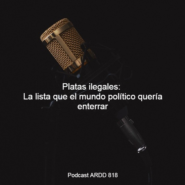 Podcast ARDD 818