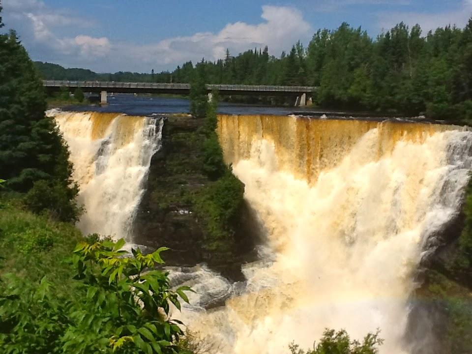 Kakabekka Falls