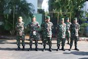"Delapan Personil Kodim 0503/JB Laksanakan Tugas Operasi "" Satgas Apter"""