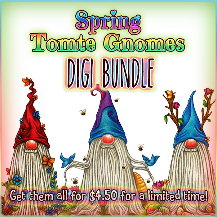 New Releases Spring Tomte Gnomes Valentines Tomte Amp Goth