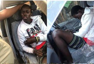 Gist: Thief Falls Asleep During Operation After Breaking Into A TV Presenter's House (Photos)
