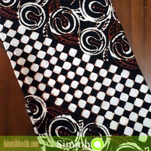 Batik Cap Kombinasi