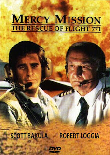 Filme O Resgate do Vôo 771 (Mercy Mission The Rescue of Flight 771) DVD Capa