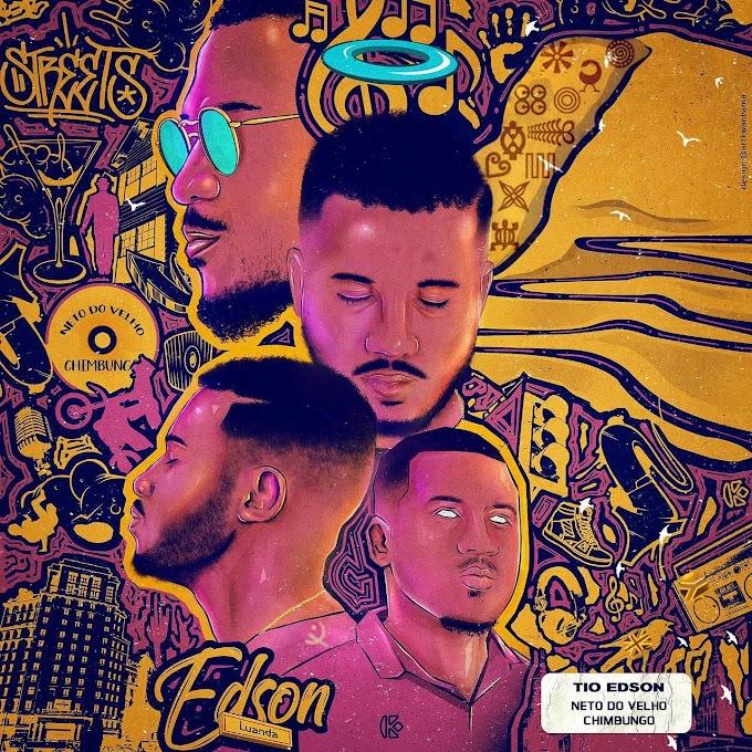 Tio Edson - Neto do Velho Chimbungo (Álbum Completo 2021)