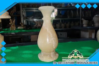 Vas Batu Onyx,Vas Onyx,Pusat Marmer Tulungagung