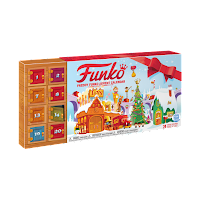 FREDDY FUNKO 24-PIECE PINT SIZE HEROES ADVENT CALENDAR FOTO 1
