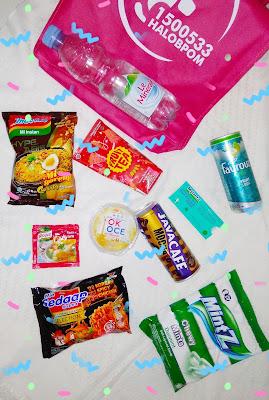 pangan aman untuk dikonsumsi karena sudah Cek KLIK