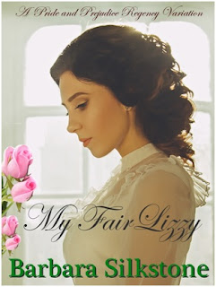 Book Cover: My Fair Lizzy by Barbara Silkstone