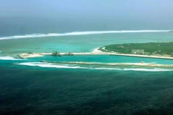 Trung Quốc khiêu khích phi pháp với việc 'lập quận' ở Biển Đông