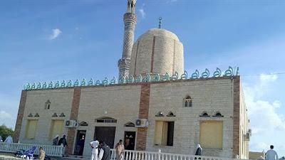 مسجد الروضة-صورة أرشيفية