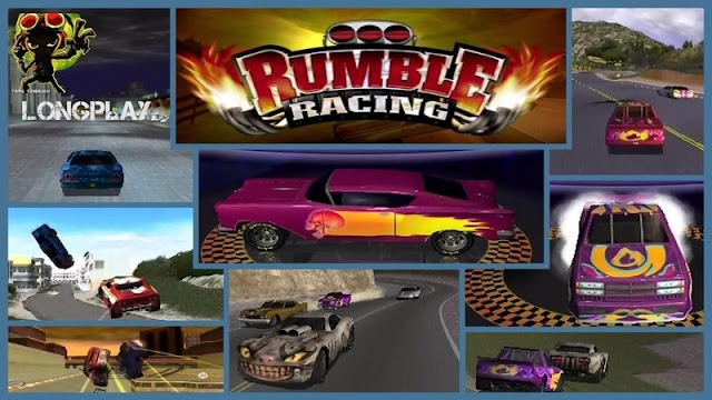 Download Rumble Racing PS2 zona-games.com