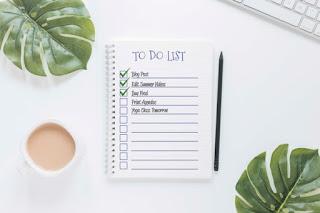 5 Jurus Ampuh Membuat To-Do List Buat Para Kaum Rebahan