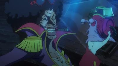 ed. Blu-ray coleccionista de One Piece ESTAMPIDA - Selecta Visión