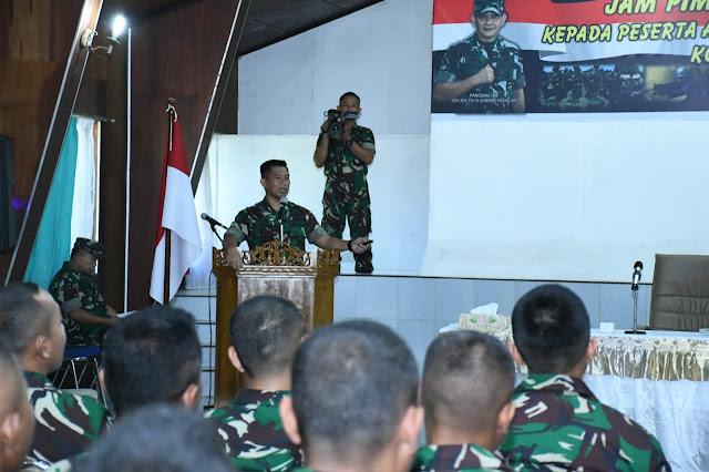 Pangdam I/BB: TNI Menjamin Netralitas Pileg Dan Pilpres