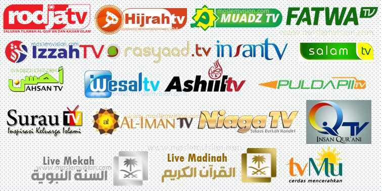 Parabola Bandung TV Islam