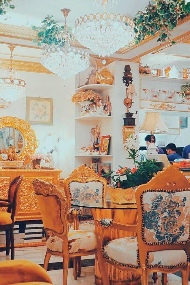 Nuel Café in Mandaluyong City