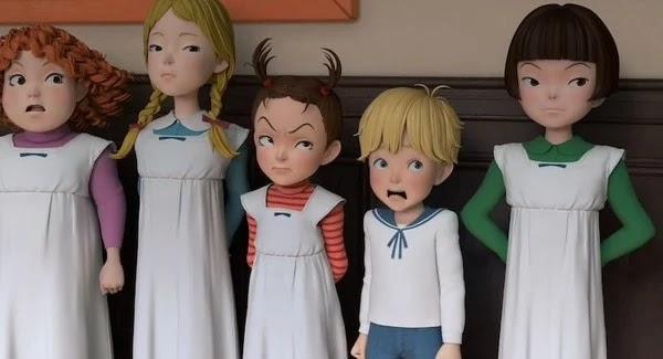 Studio Ghibli Ungkap Visual Untuk Film Animasi Earwig and the Witch