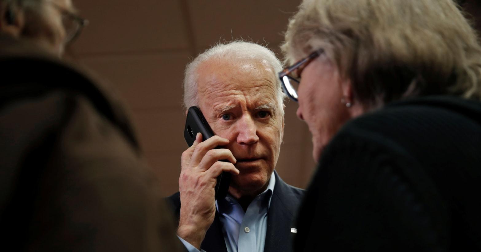 Telepon Netanyahu, Joe Biden: Tolong Serangan ke Palestina Agak Dikurangi