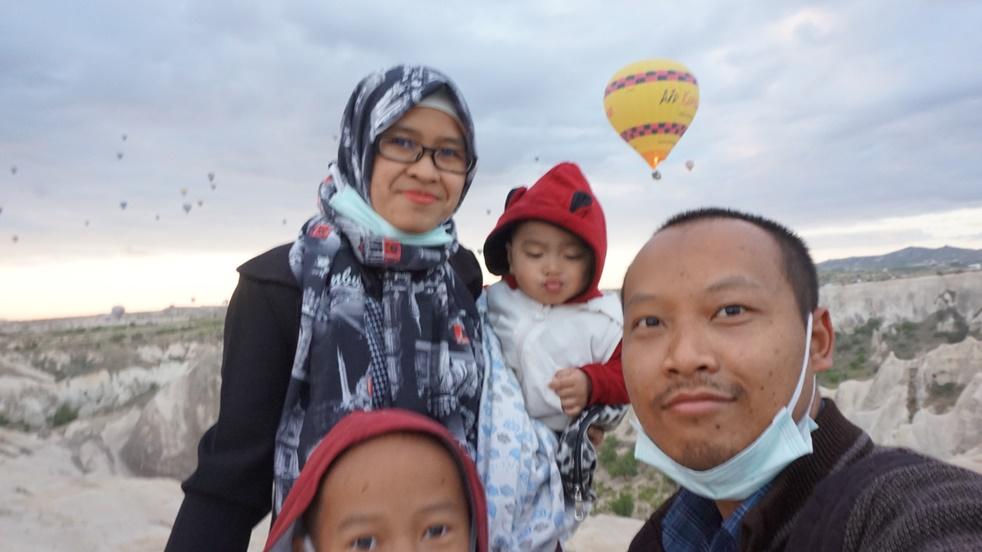 Jalan-jalan ke Turki Ke Cappadocia Traveling Vlog Turki