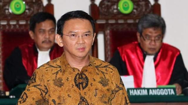 Alasan Ahok Baru Ajukan PK Setelah 9 Bulan di Penjara