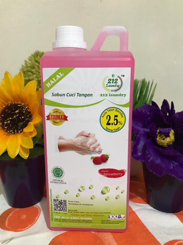 Sabun Cuci Tangan 212 Laundry