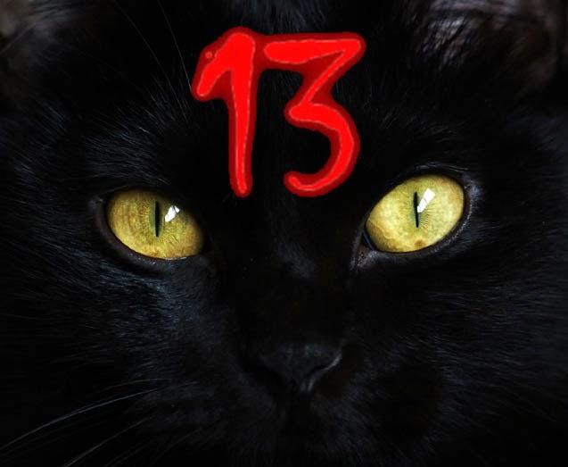 maldicion del numero 13