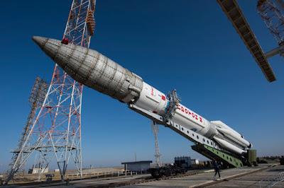 Roket ExoMars Di Terjunkan Untuk Mengungkap Planet Mars