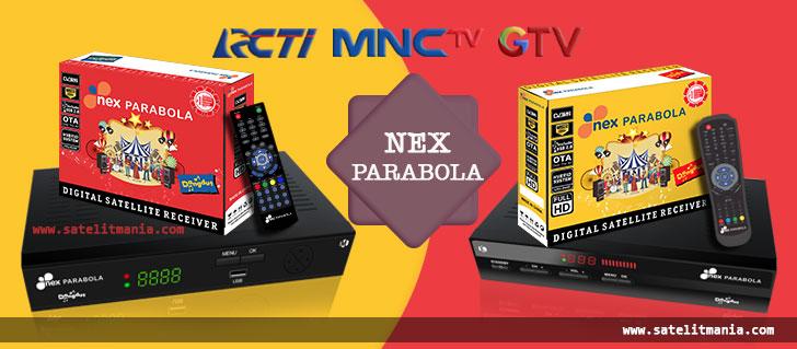 Daftar Receiver Rekomendasi Siaran RCTI, MNCTV dan GTV