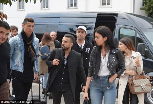 Ronaldo Terjepit Kasus Pemerkosaan, Rodriguez Kirim Sindiran Pedas pada Sang Penggugat