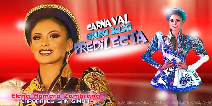 Transmisión en vivo Carnaval de Oruro 2020