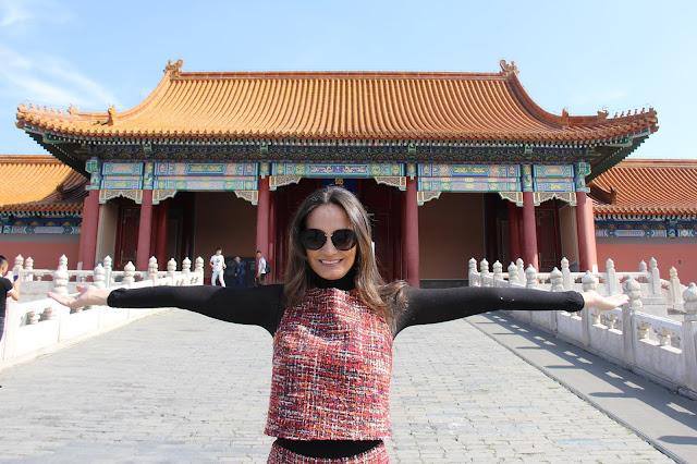 Viagens incríveis, Cidade Proibida, China