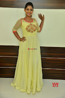 Teja Reddy in Anarkali Dress at Javed Habib Salon launch ~  Exclusive Galleries 025.jpg