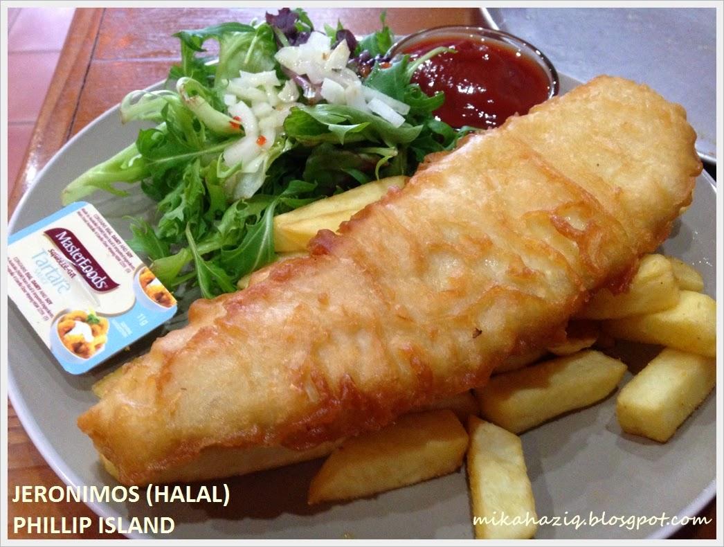 Halal Food In Phillip Island