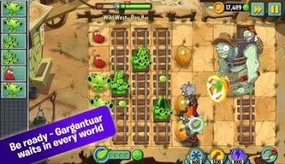 Plants vs Zombies Apk Mod Unlimited Sun