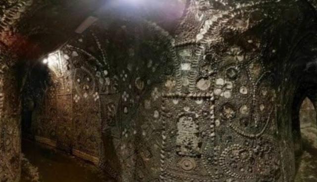 Ο Πιο Μυστηριώδης «Ναός» Του Κόσμου: Το Θέαμα Που Αντίκρισαν Ήταν Ανεξήγητο (Φωτο)