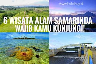 Tempat Wisata Alam di Samarinda