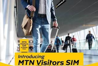 Mtn visitor sims for visitors roaming Nigeria