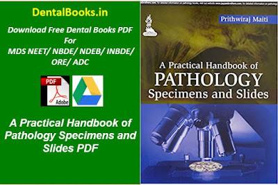 A Practical Handbook of Pathology Specimens and Slides PDF