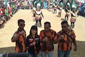 Pengamanan Grebek Kampung Simo Oleh Pemuda Pancasila PAC Simo