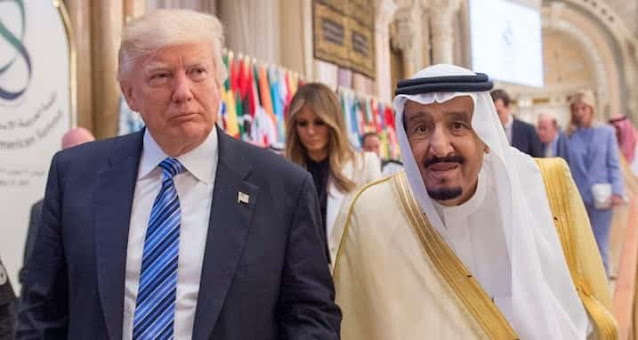 No normalization with Israel without Palestinian statehood - King Salman to Trump - Saudi-Expatriates.com
