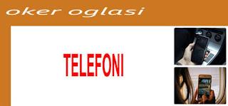 20. TELEFONI OKER OGLASI