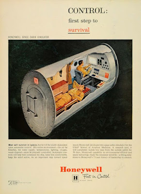 Honeywell Space Cabin Simulator