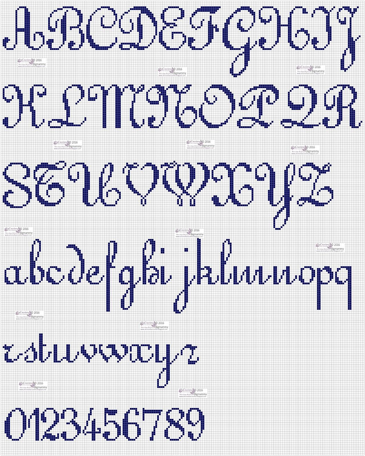 Lettere Punto Croce In Corsivo 28 Images Alfabeti A Punto Croce